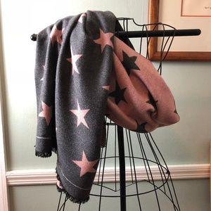 ann taylor reversible scarf/shawl